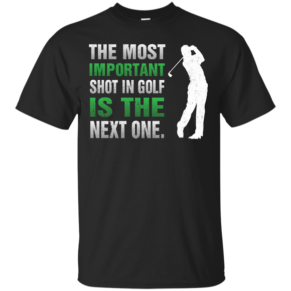The Most Important Shot In Golf