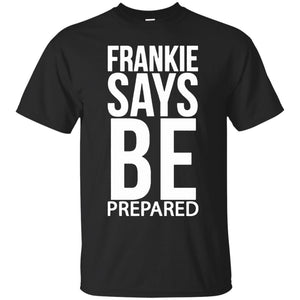 Frankie Macdonald t shirt mockup - Style G200 Gildan Ultra Cotton T-Shirt - Color Black