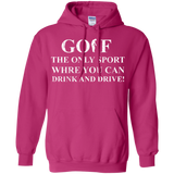 Drink and Drive - Golf