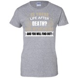 Is There Life After Death - Golf