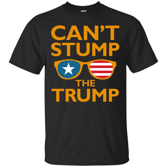 Can't Stump The Trump!