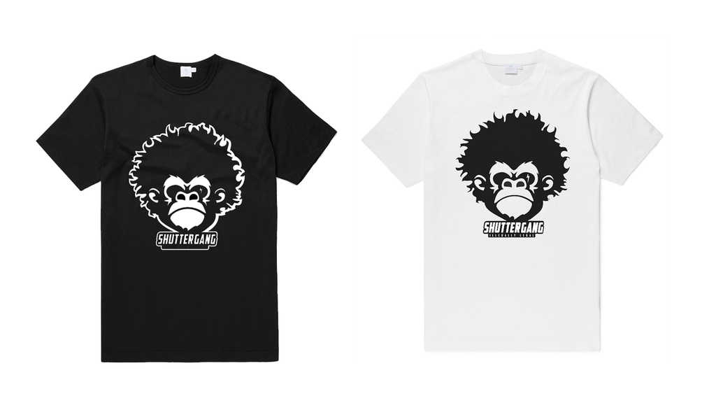 Tees are here! FREE Gorilla sticker with all Tees!