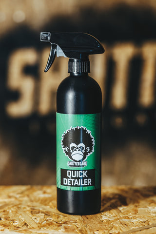 Shuttergang Quick Detailer Spray