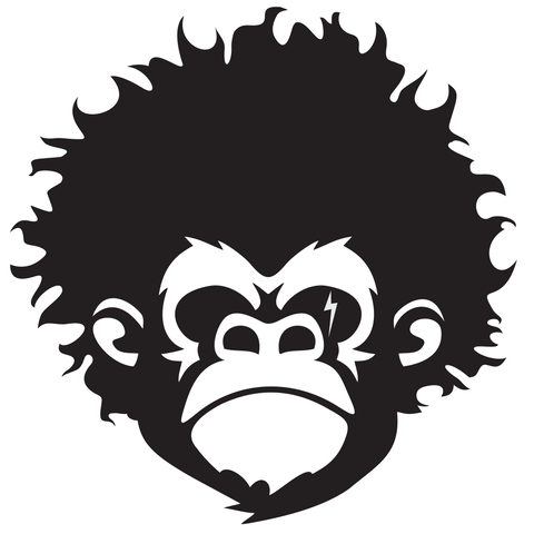 Gorilla Sticker