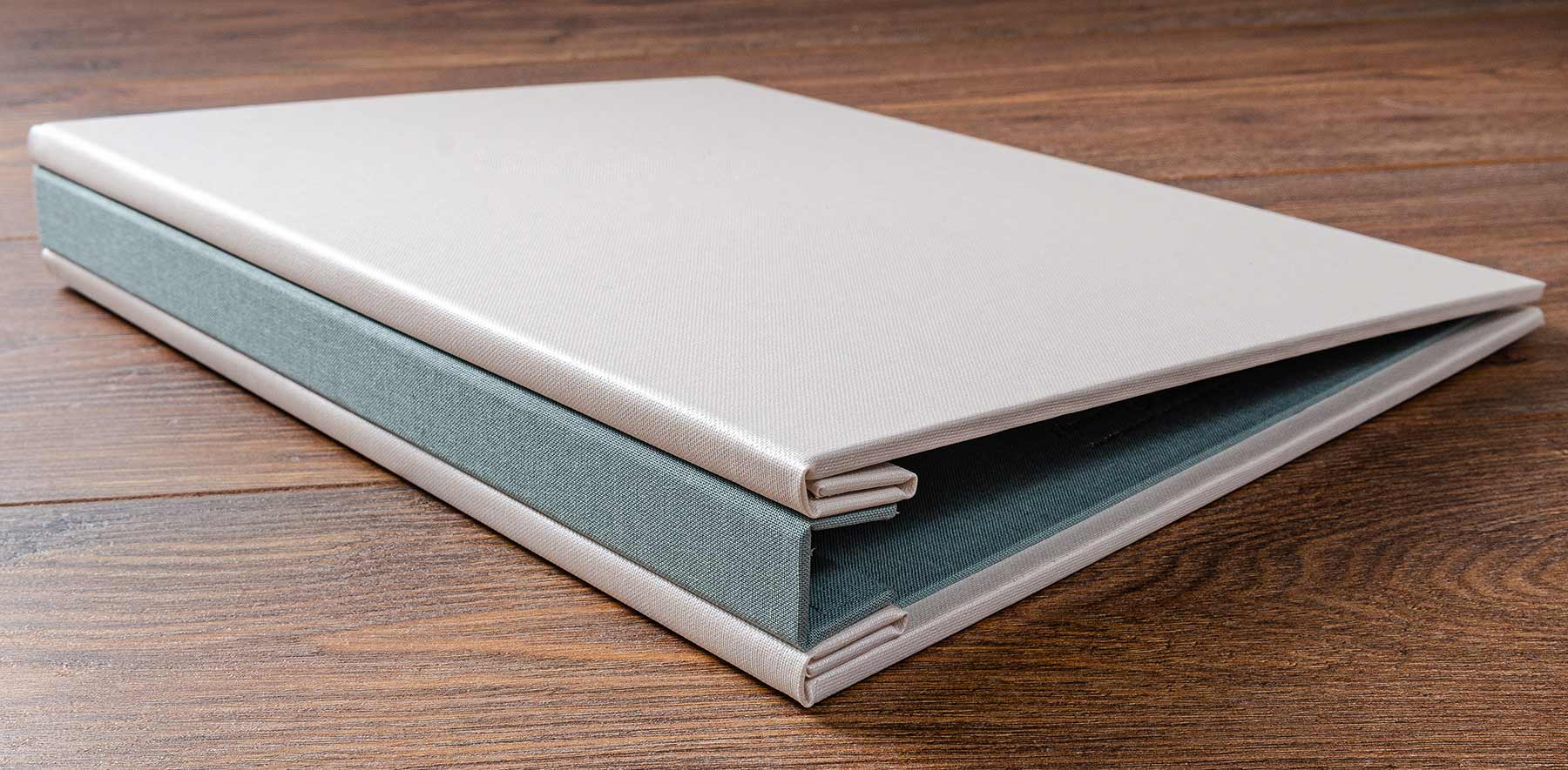 premium luxury hand made portfolio book by hartnack and co