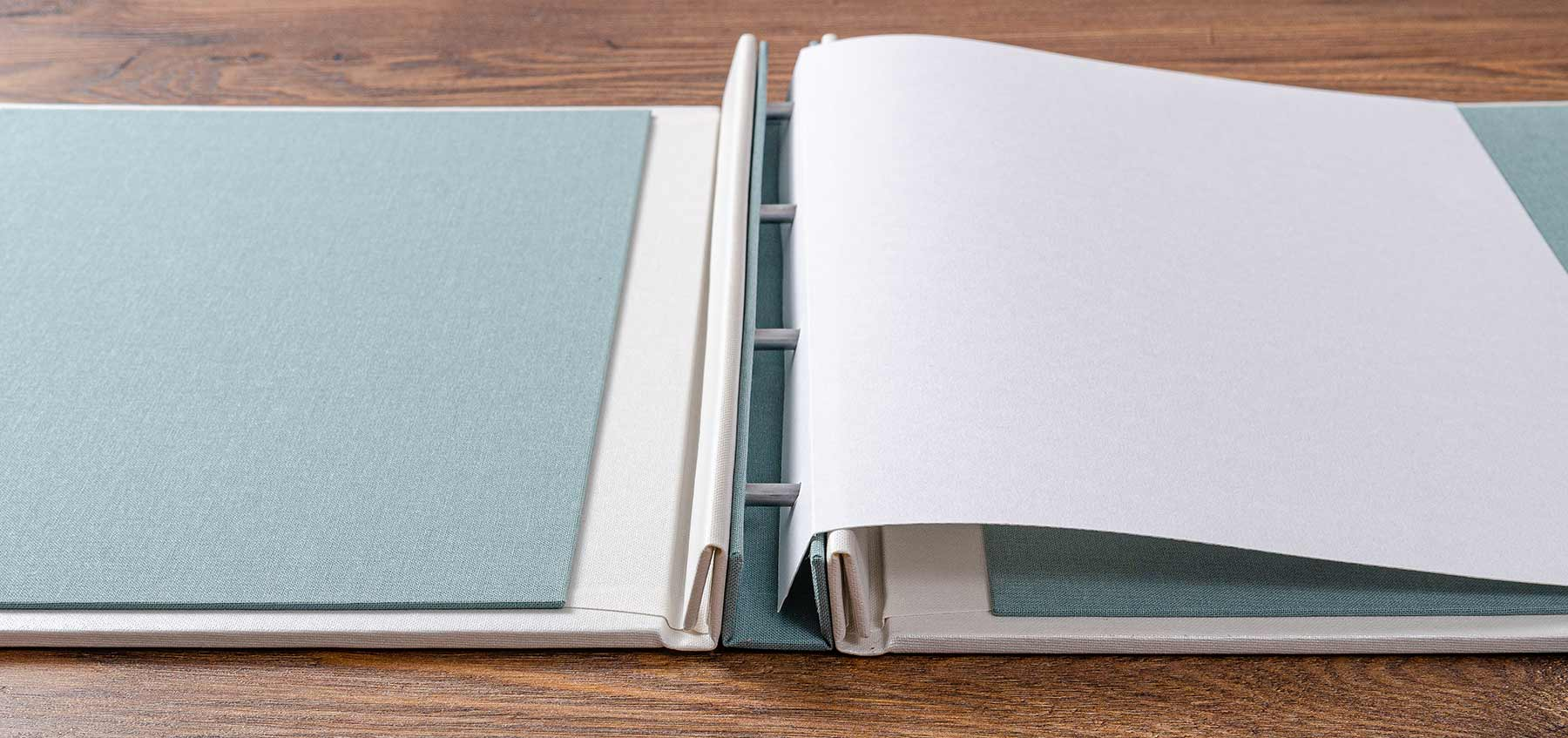 highest quality custom made portfolio book