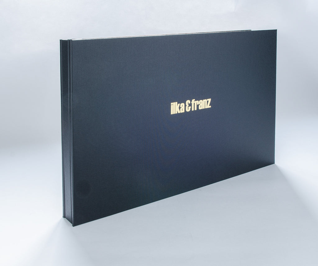 Photographers Presentation Portfolio Book