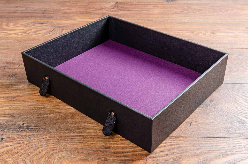 The drawer section for a car document box
