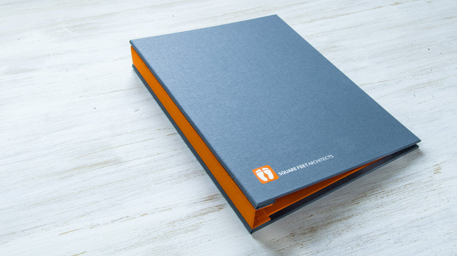 A4 Portrait Architects Presentation Binder