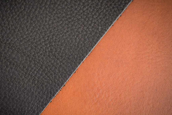 portfolio leather texture comparison