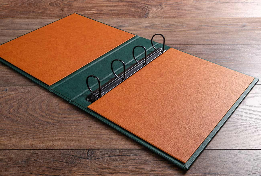 Personalised Vehicle Document Ring Binder