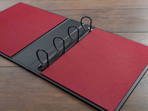 Medical Portfolio Ring Binder with 5cm Binder Mechanism
