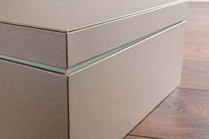 Muti Tier Box With Fitted Lid (shoe box style box)