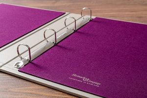 Fabric Covered Ring Binder (not personalised)