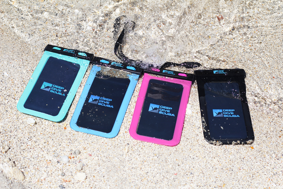 Deep Dive Scuba Waterproof Phone Case