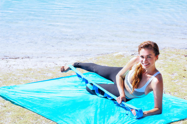Ultimate Sandless Beach Blanket