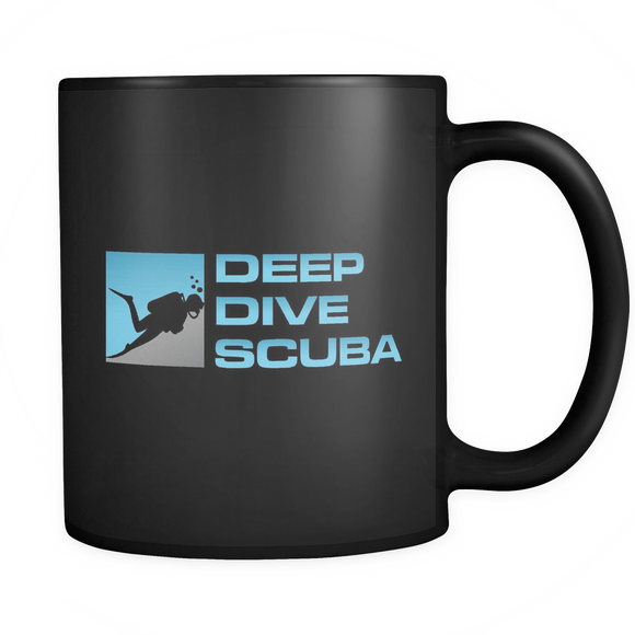 Deep Dive Scuba Coffee Mug