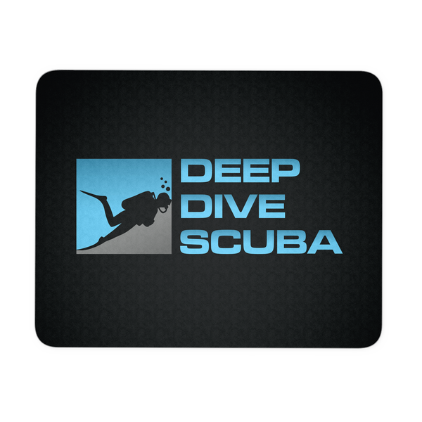 Deep Dive Scuba Mousepad