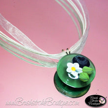 Hand Painted Jewelry - Blueberries - Original Designs by Cathy Kraemer