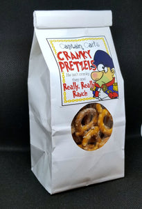 Captain Carl's Cranky Pretzels - Really, Really Ranch