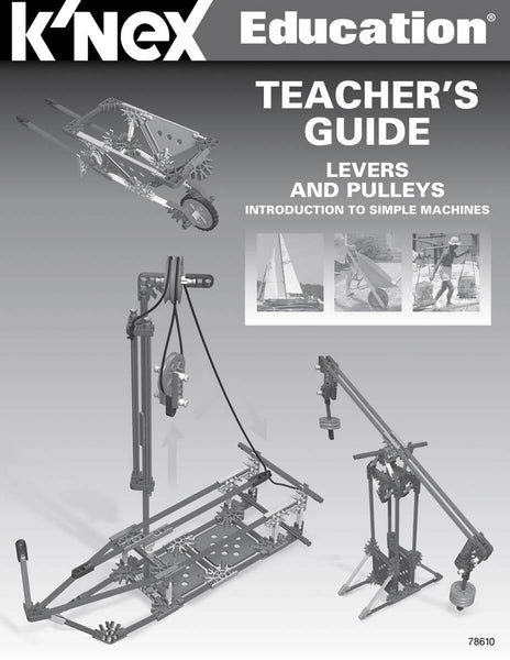 K'NEX Education Intro To Simple Machines Levers And ...
