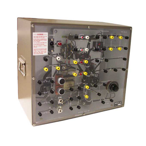 Basic Electricity Relay Trainer