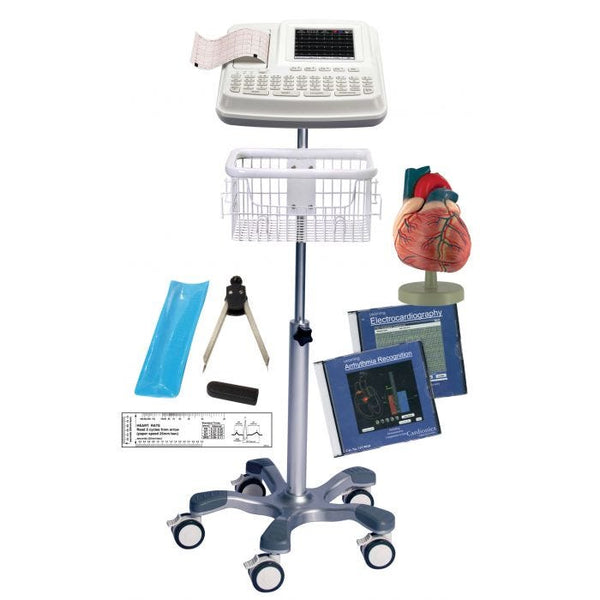 EKG Machine and Supplies
