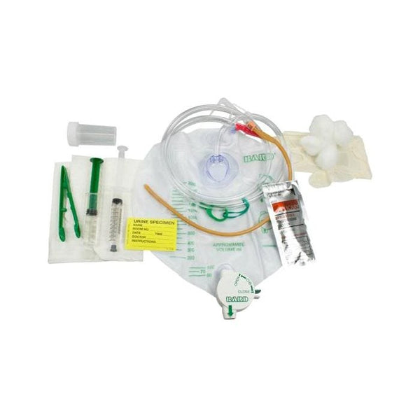 Catheterization Foley Tray Kit
