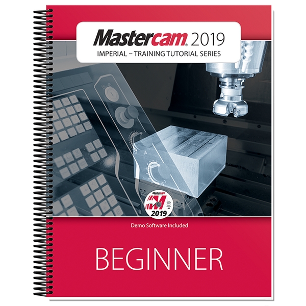In-House Solutions Mastercam 2019 Beginner Training Tutorial