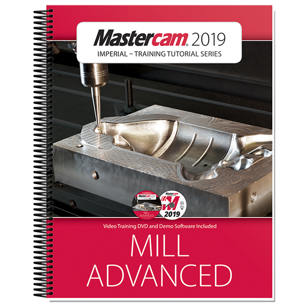 In-House Solutions Mastercam 2019 Mill Advanced Training Tutorial