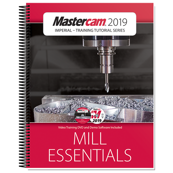 In-House Solutions Mastercam 2019 Mill Essentials Training Tutorial