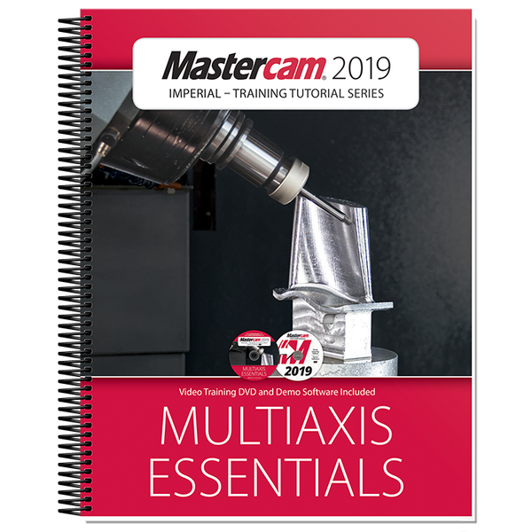 In-House Solutions Mastercam 2019 Multiaxis Essentials Training Tutorial