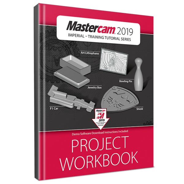 In-House Solutions Mastercam 2019 Project Workbook