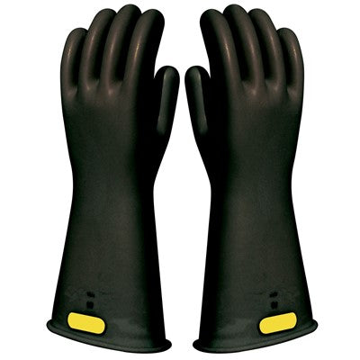 Rubber linemans glove