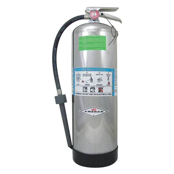 Fire and Foam Type Extinguisher