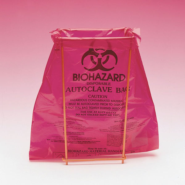 Biohazard Bag and Container