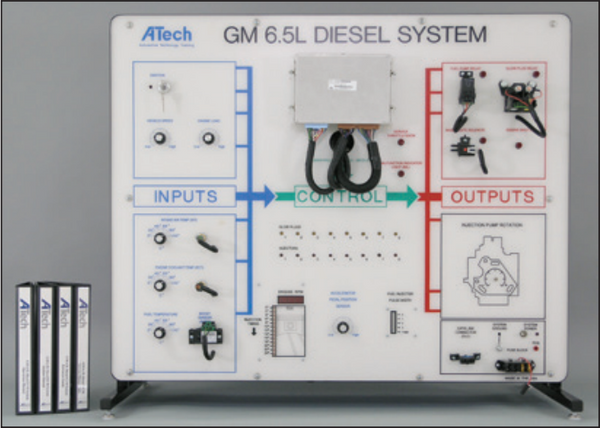 GM 6.5L Diesel ECM System Trainer / Courseware