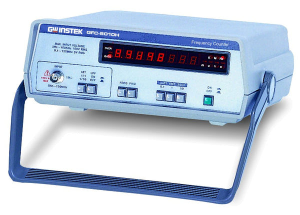 120 MHz Digital Frequency Counter