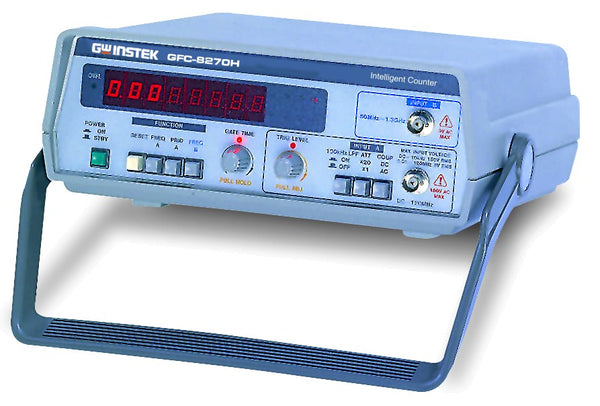 2.7 GHz Digital Frequency Counter