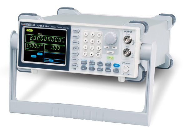 5MHz Arbitrary Function Generator w/Ext. counter, sweep, AM/FM