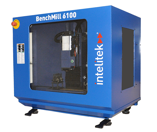 BenchMill 6100 Advanced Bundle  110V Imperial