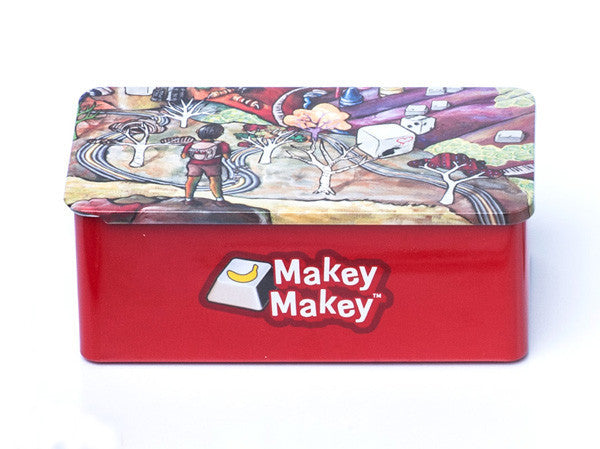 Makey Makey Collector's Storage Tin