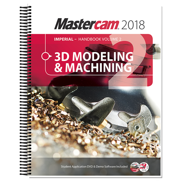 In-House Solutions Mastercam 2018 Handbook Volume 2