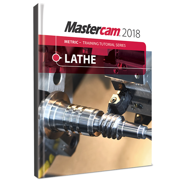 In-House Solutions Mastercam 2018 Lathe Training Tutorial (METRIC)