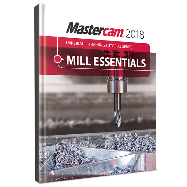 In-House Solutions Mastercam 2018 Mill Essentials Training Tutorial