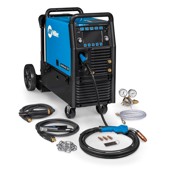 Multimatic® 255 Multiprocess Welder w/ EZ-Latch™ Running Gear- 208-575V - 951767
