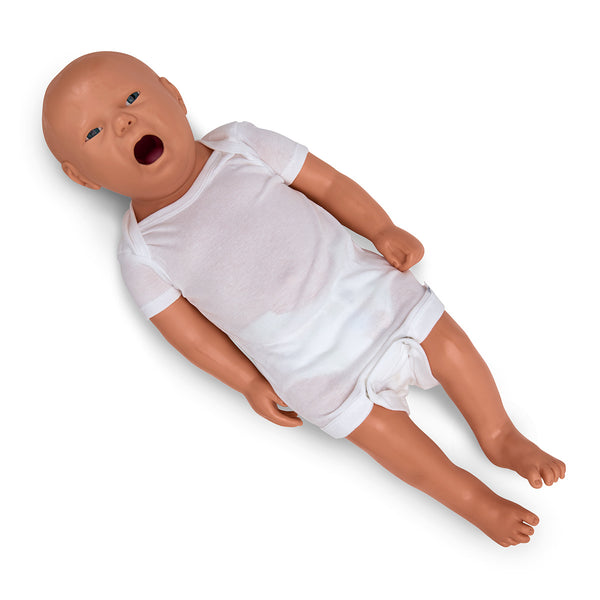 Male and Female Infant Manikin