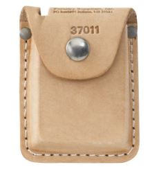 Leather case for clinometer