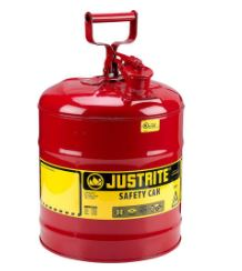 Gasoline Can, 5 Gallon Safety Type