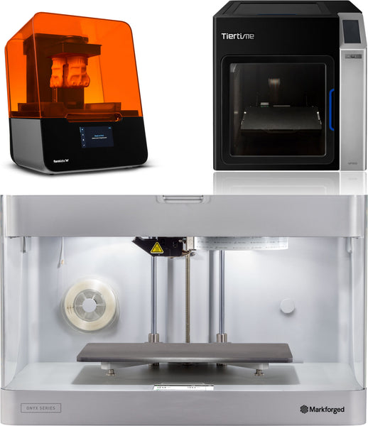 Advanced 3D Printer Bundle